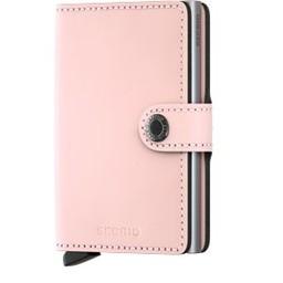 Secrid Miniwallet Secrid Matte Pink
