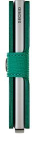 Secrid Miniwallet Secrid Emerald Crisple