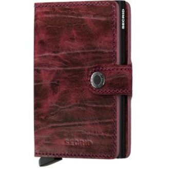 Secrid Miniwallet Secrid Dutch Martin Bordeaux
