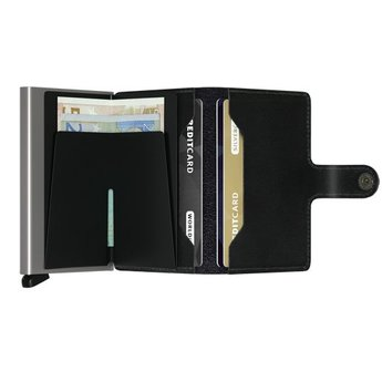 Secrid Miniwallet Secrid Black / Noir