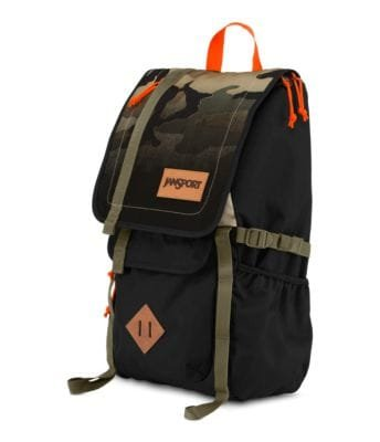 Jansport Sac a dos Jansport Hatchet Black Camo Fade