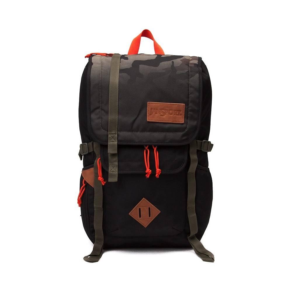 Jansport Jansport Hatchet backpack Black Camo Fade