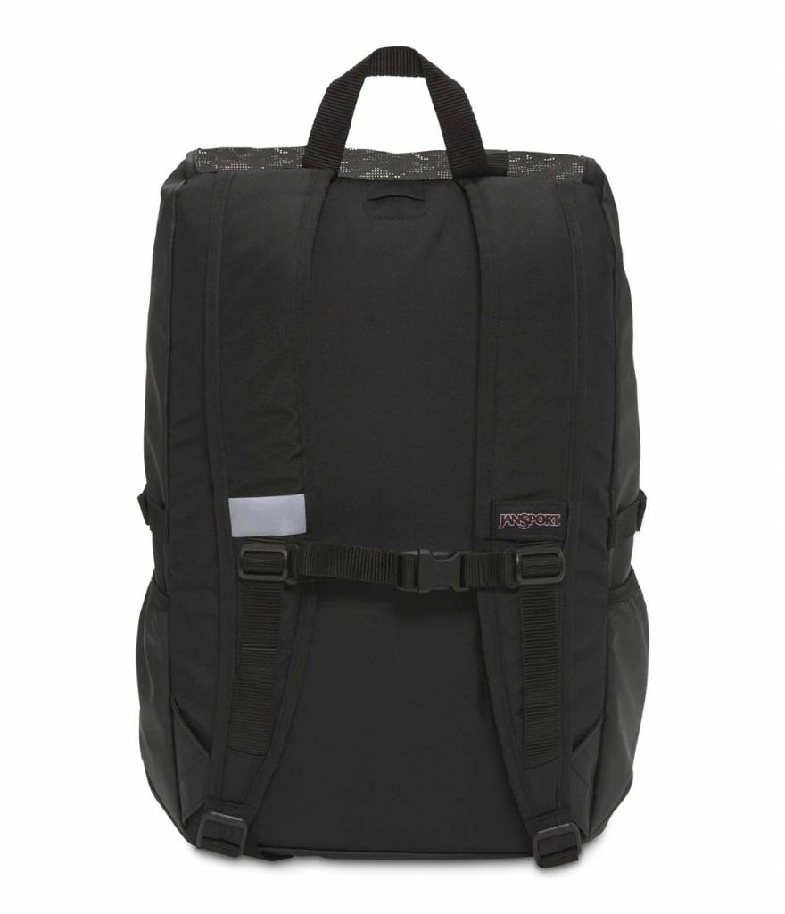 Jansport Jansport Hatchet Special Edition Backpack Black Dot Matrix