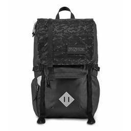 Jansport Jansport Hatchet Special Edition Backpack Black Dot Matrix