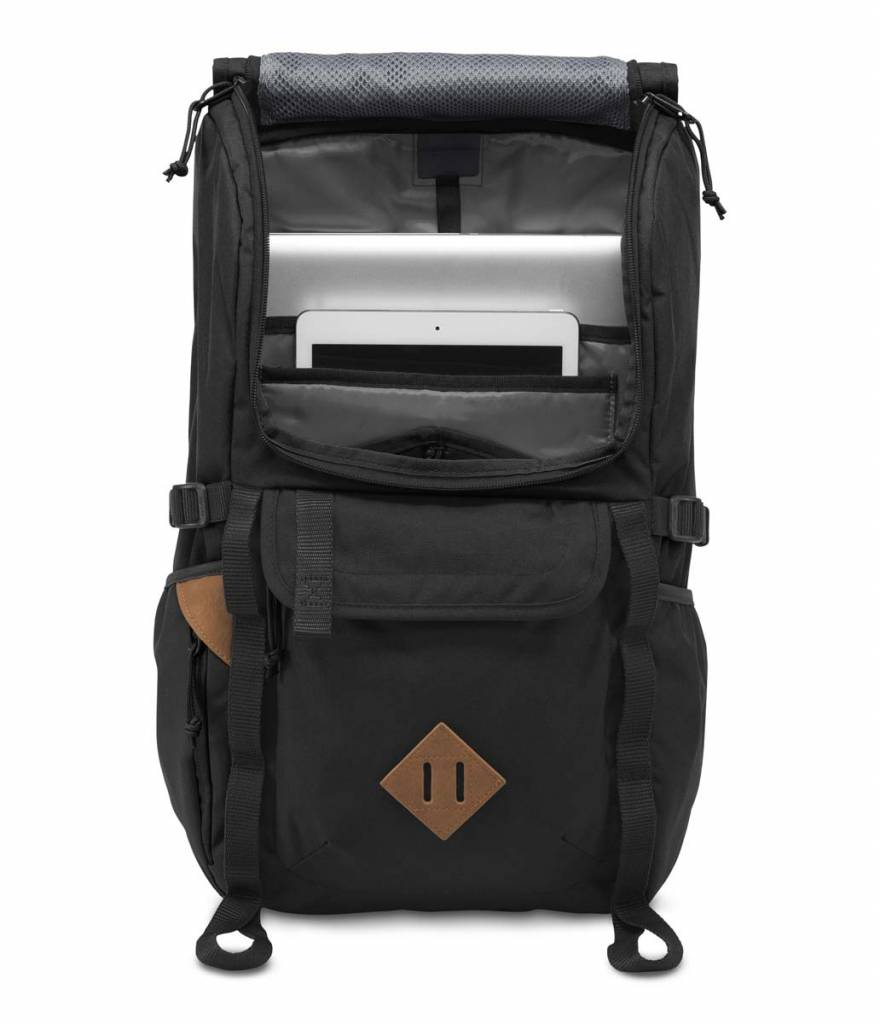 Jansport Sac a dos Jansport Hatchet Black