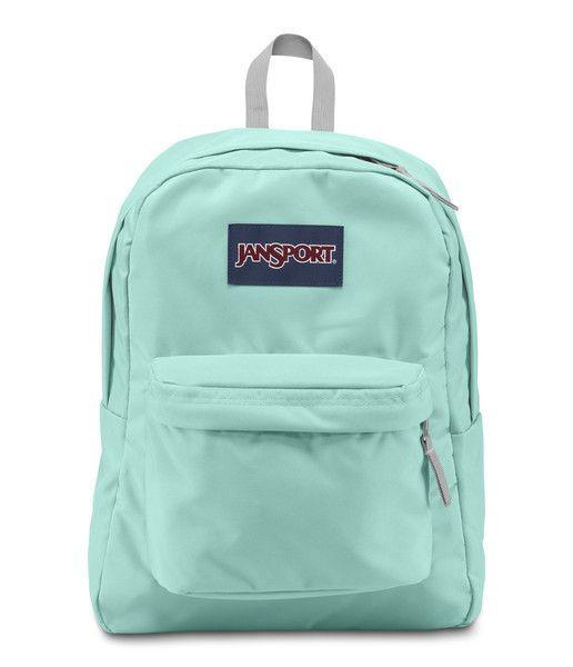 Jansport Jansport Superbreak Backpack Aqua Dash