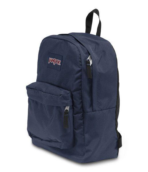 Jansport Jansport Superbreak Backpack Navy