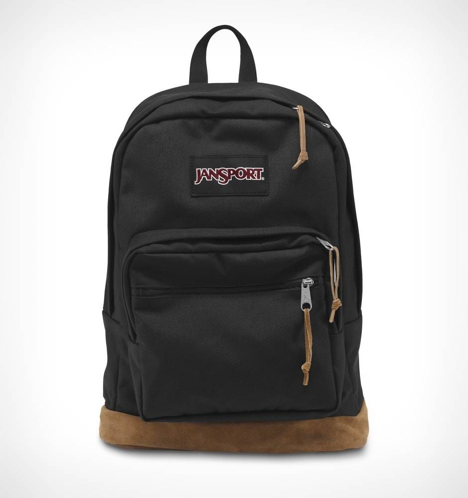 Jansport Jansport Right Pack Back Pack Noir / Black