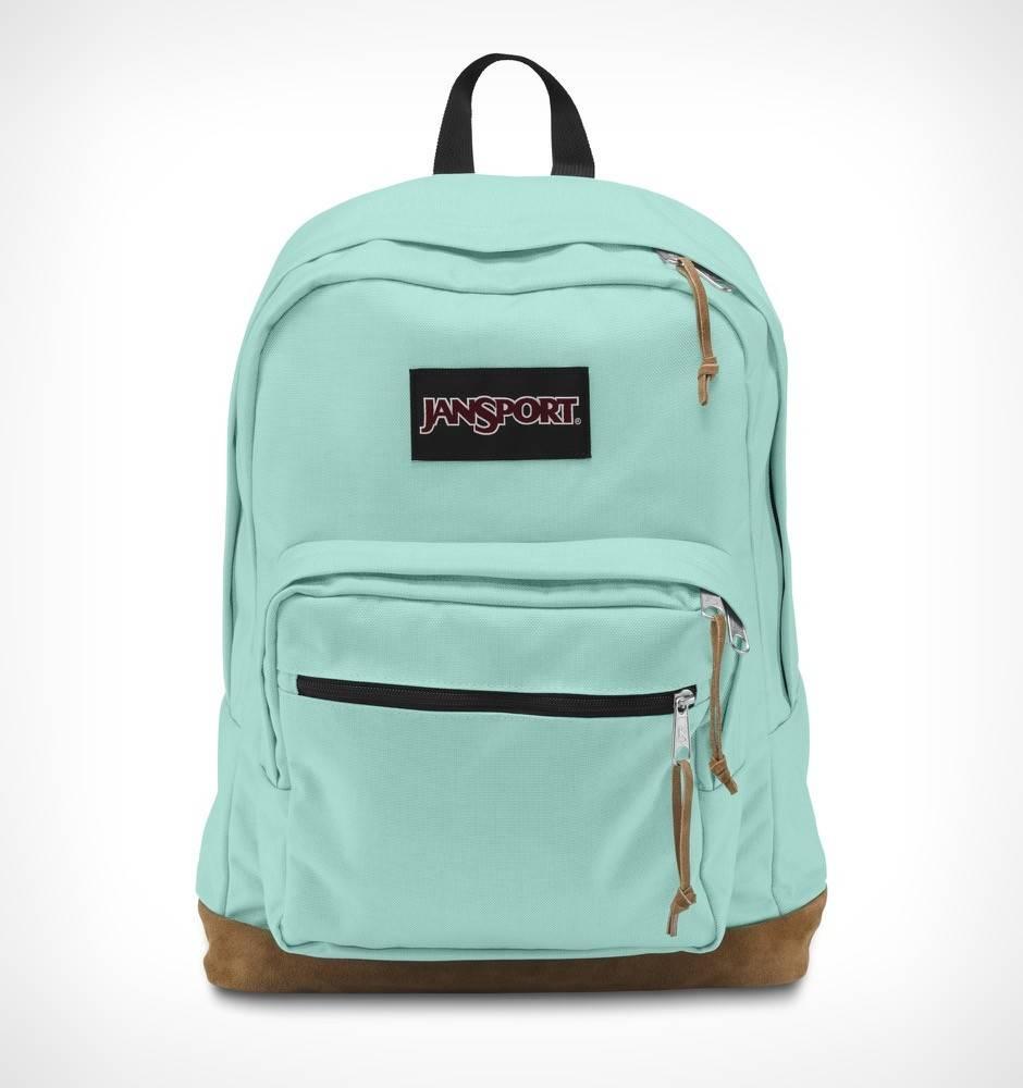 Jansport Sac A Dos Jansport Right Pack Back Pack Aqua Dash