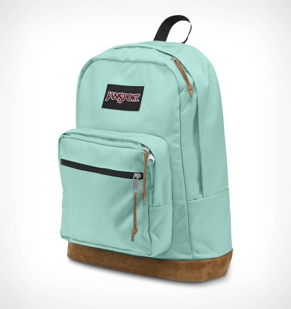 Jansport Jansport Right Pack Back Pack Aqua Dash