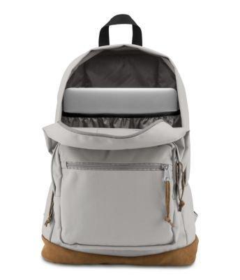 Jansport Jansport Right Pack Back Pack Grey Rabbit