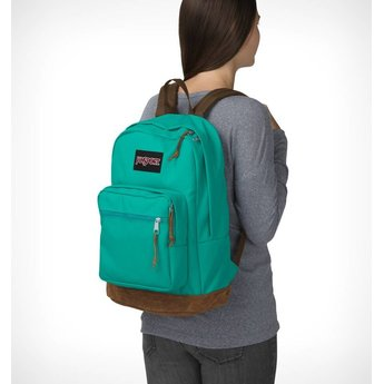 Jansport Sac A Dos Jansport Right Pack Back Pack Spanish Teal