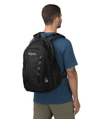 Jansport Sac A Dos Jansport Agave Backpack Noir / Black