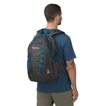 Jansport Sac A Dos Jansport Agave Backpack Forge Grey