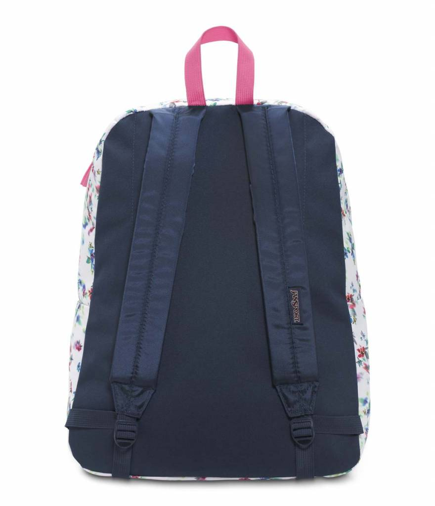 Jansport Sac A Dos Jansport Superbreak Multi White Floral Haze