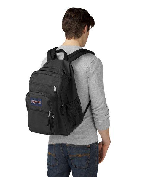 Jansport Jansport Big Student back pack Forge Grey