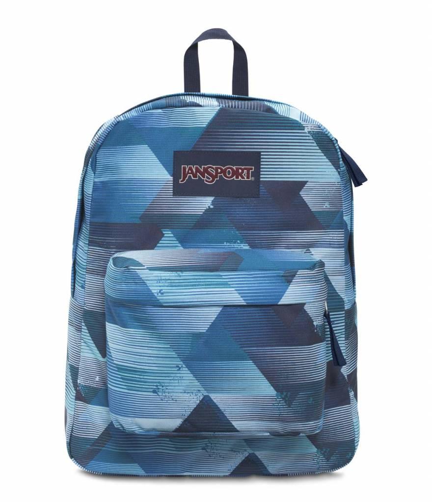 Jansport Jansport Superbreak Backpack Multi Fast Line