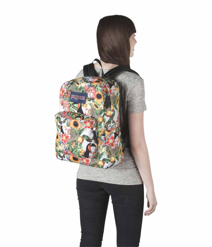 Jansport Sac A Dos Jansport Superbreak Sac A Dos Jansport Superbreak Multi Jungle Jam