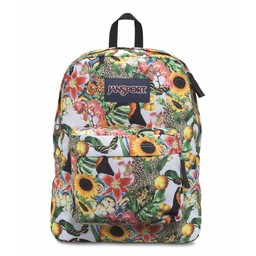 Jansport Jansport Superbreak Backpack Multi Jungle Jam
