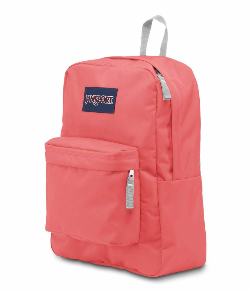 Jansport Sac A Dos Jansport Superbreak Coral Sparkle