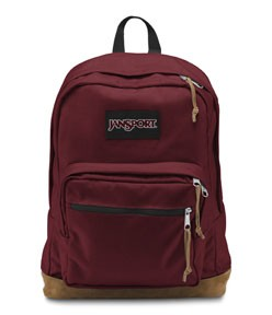 Jansport Sac A Dos Jansport Right Pack Back Pack Viking Red