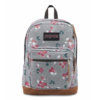 Jansport Sac a dos Jansport Right Pack Expression backpack Chambray Sweet Blossom