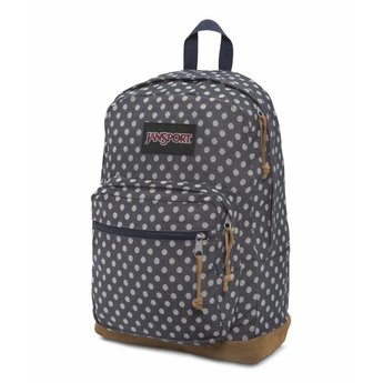 Jansport Sac a dos Jansport Right Pack Expression backpack Navy Twiggy Dot Jacquard