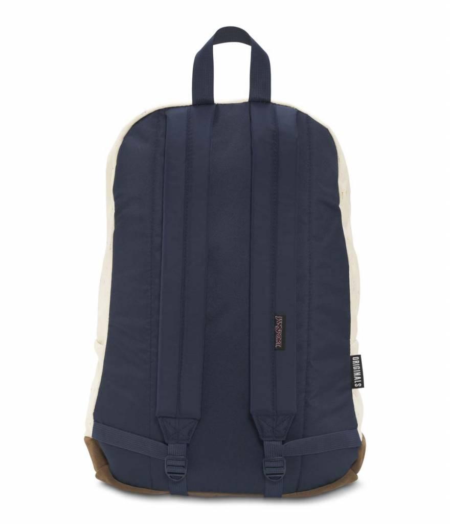 Jansport Jansport Right Pack Expression backpack Natural Speckled Canvas