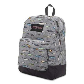 Jansport Sac a dos Jansport Black Label Superbreak backpack Multi Fishing Lures