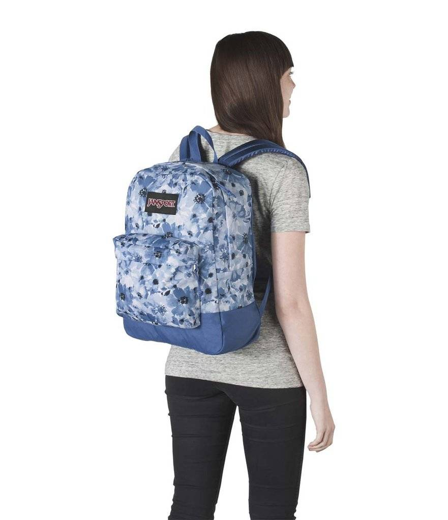 Jansport Sac a dos Jansport Black Label Superbreak backpack MULTI TURKISH DUTCH FLORAL