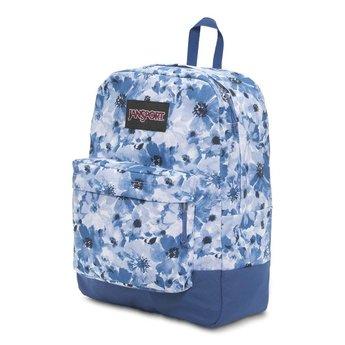 Jansport Sac a dos Jansport Black Label Superbreak backpack MULTI TURKISH DUTCH FLORAL