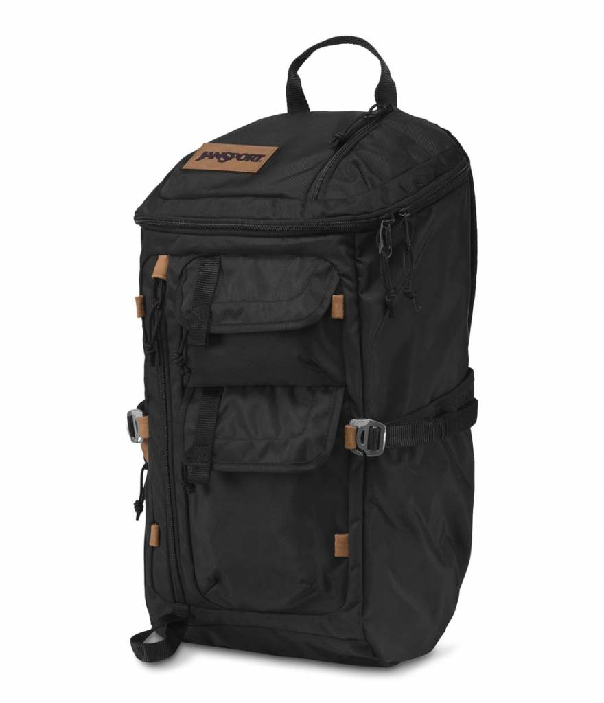 Jansport Sac a dos Jansport Watchtower backapck Black Ballistic Nylon