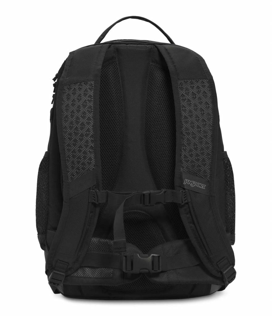 jansport sac a dos jansport odyssey backpack noir black nomade urbain. Black Bedroom Furniture Sets. Home Design Ideas