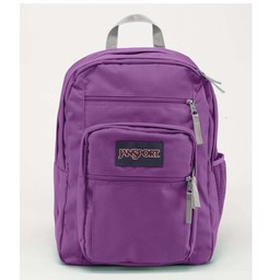 Jansport Jansport Big Student back pack Purple Plum