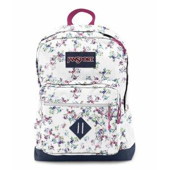 Jansport Sac a dos Jansport  city scout back pack Multi White Floral Haze