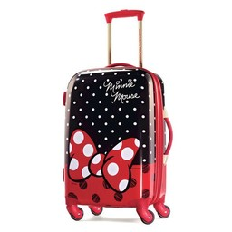 American Tourister Valise large American Tourister Disney Minnie Mouse luggage