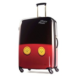 American Tourister Valise large American Tourister Disney Mickey Mouse luggage