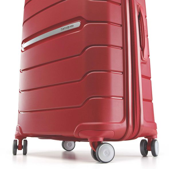 Samsonite Samsonite Freeform Carry-On luggage