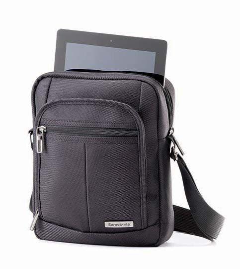 Samsonite Samsonite Vertical RFID Tablet Classic 2