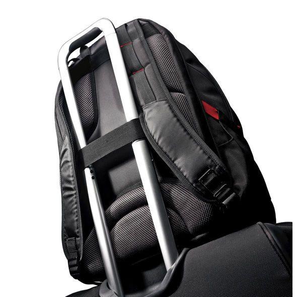 """Samsonite Sac A Dos Samsonite Tectonic 17"""" Perfect Fit Laptop Backpack"""