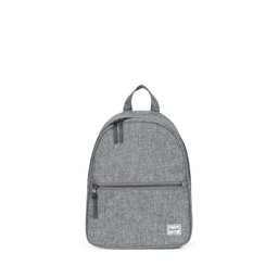 Herschel Sac a dos Herschel Town backpack RAVEN CROSSHATCH