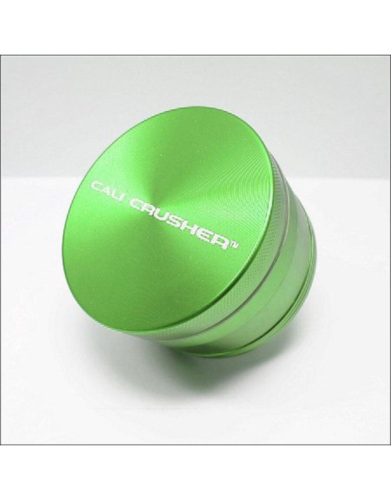 Cali Crusher 2.5'' 4 Piece Green Cali Crusher