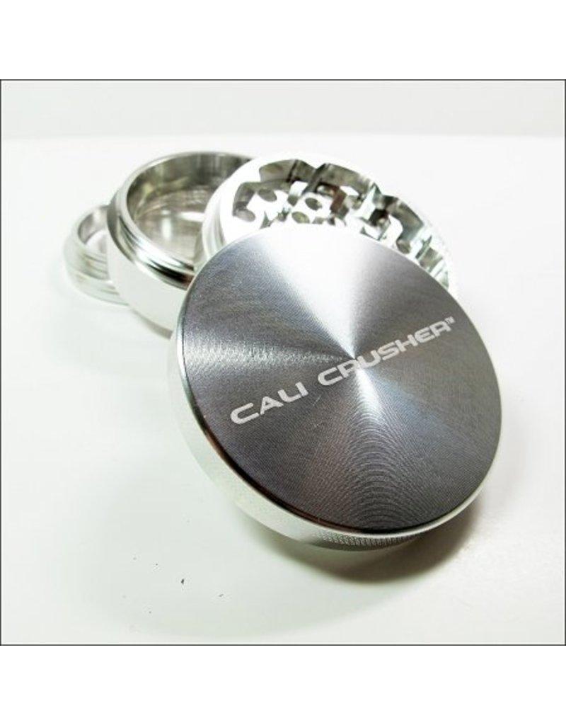 Cali Crusher 2.5'' 4 Piece Silver Cali Crusher
