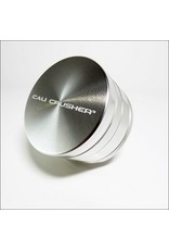 Cali Crusher 2'' 4 Piece Silver Cali Crusher