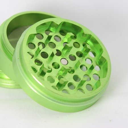 Cali Crusher 2'' 4 Piece Green Cali Crusher