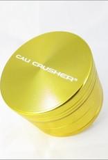 Cali Crusher 2'' 4 Piece Gold Cali Crusher