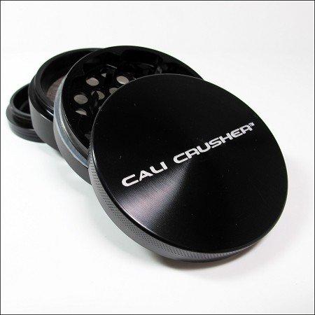 Cali Crusher 2'' 4 Piece Black Cali Crusher