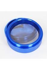 Cali Crusher 2'' 4 Piece Blue Cali Crusher