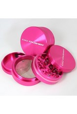 Cali Crusher 2.5'' 4 Piece Pink Cali Crusher