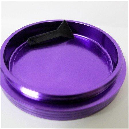Cali Crusher 2'' 4 Piece Purple Cali Crusher